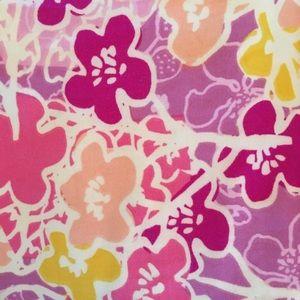 LuLaRoe TC leggings NWT pink and purple floral